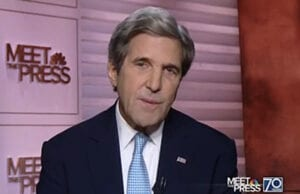 John Kerry Meet the Press