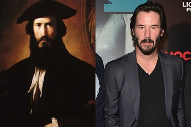 Keanu Reeves Addresses Those Immortality Rumors With Jimmy Fallon