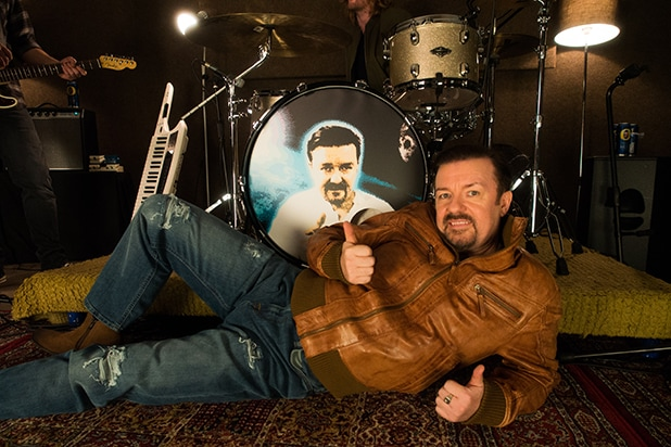 Ricky Gervais David Brent Life on the Road EmmyWrap Movies Minis
