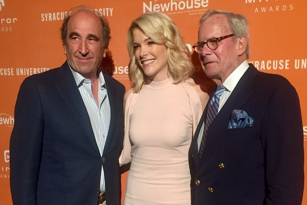 Megyn Kelly Andy Lack Tom Brokaw