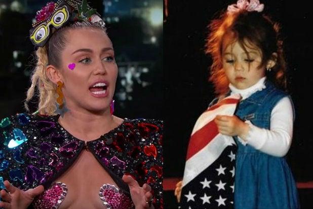 Miley Cyrus Gay Pride