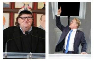 Michael Moore; Julias Caesar, the Public Theater