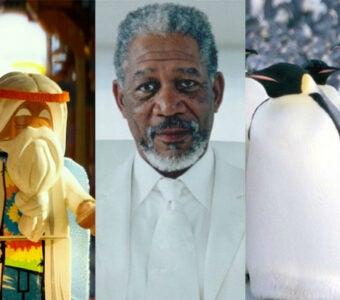 Morgan Freeman Unseen Roles