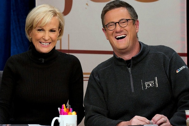 Morning Joe Scarborough Mika Brzezinski