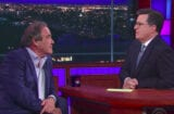 Oliver Stone on Colbert