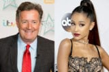 Piers Morgan Ariana Grande apology Manchester