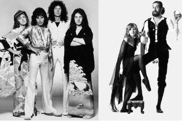 Queen Fleetwood Mac