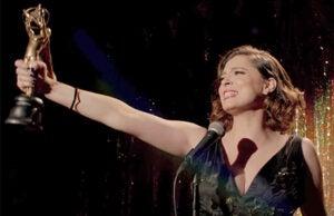 Rachel Bloom Awards Shows
