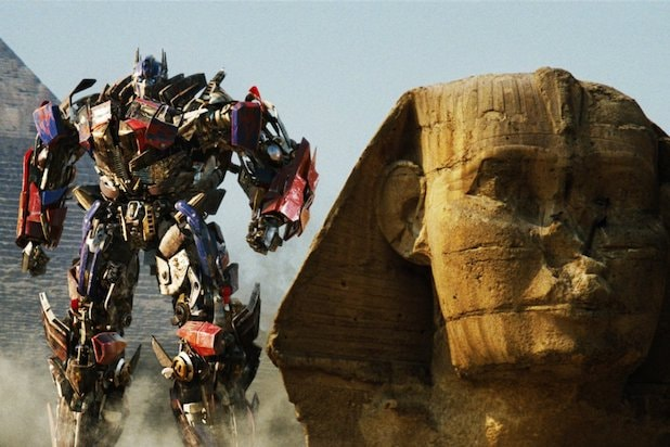 transformers Revenge of the Fallen michael bay