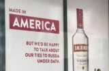 Smirnoff vodka ad