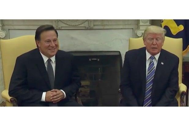 Trump Varela Panama