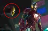 spider-man in iron man