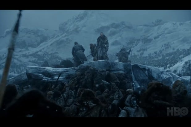 game of thrones trailer jon beric donderrion fight