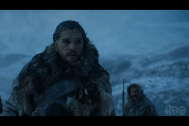game of thrones trailer jon snow beyond the wall