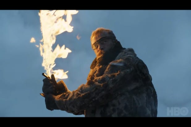 game of thrones trailer beric dondarrion