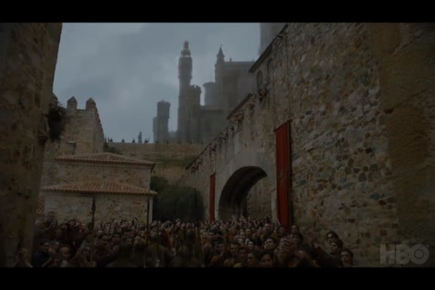 game of thrones trailer king's landing