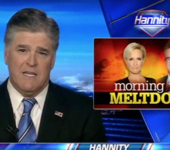 Sean Hannity Morning Joe