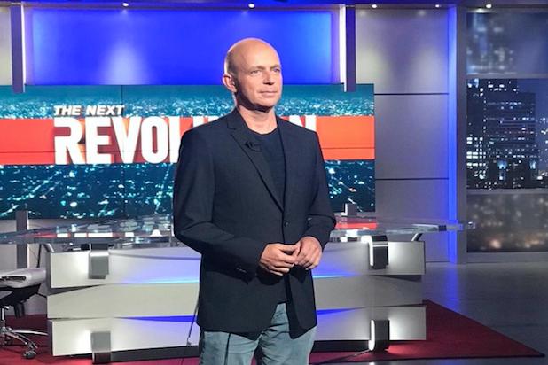 Fox News Steve Hilton