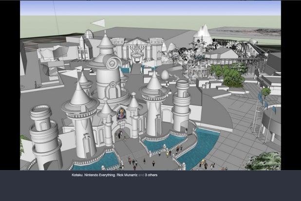 Super nintendo world at universal studios japan releases concept show comments publicscrutiny Choice Image