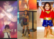 wonder woman little girls