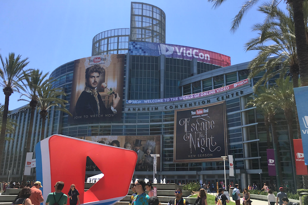 56336bdb2 You can learn a lot walking around VidCon — the premiere online video  conference — and that s exactly what I ve done the last three days at the  Anaheim ...