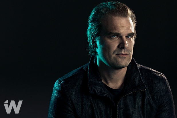 David Harbour, Stranger Things Dhaka C