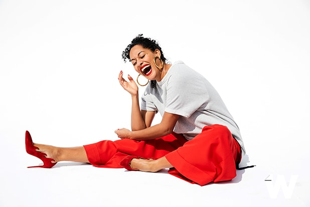 Tracee Ellis Ross, Blackish