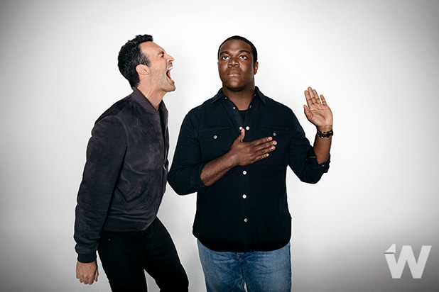 Reid Scott and Sam Richardson, Veep