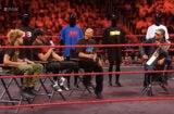WWE Monday Night Raw LaVar and Lonzo Ball