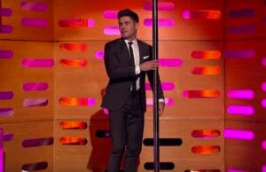 Zac Efron Graham Norton Show