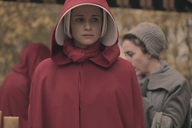 'Handmaid's Tale' Ups Alexis Bledel to Series Regular for Season 2