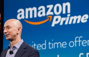 Amazon Prime Bezos