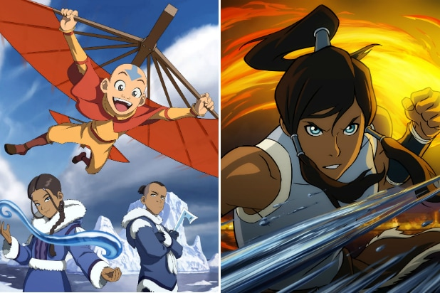 Avatar the Last Airbender Legend of Korra