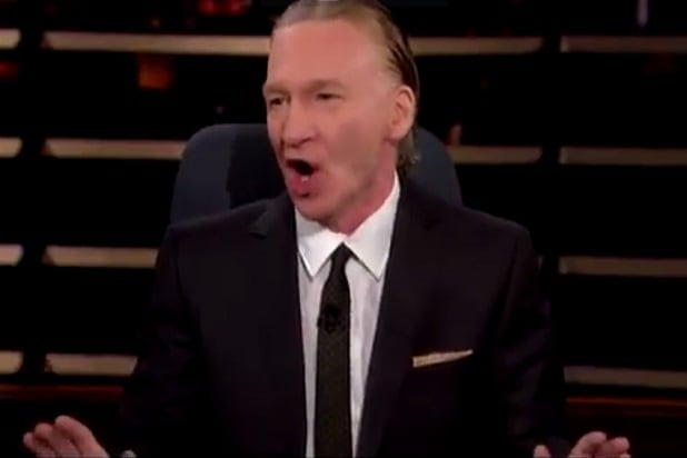 bill maher controversial statements maxine waters bill o'reilly