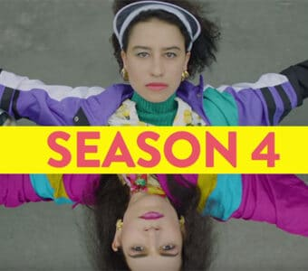 Broad City Season 4