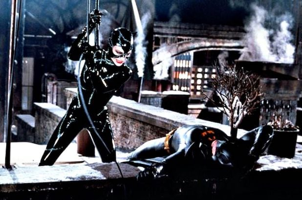 michelle pfeiffer catwoman batman returns