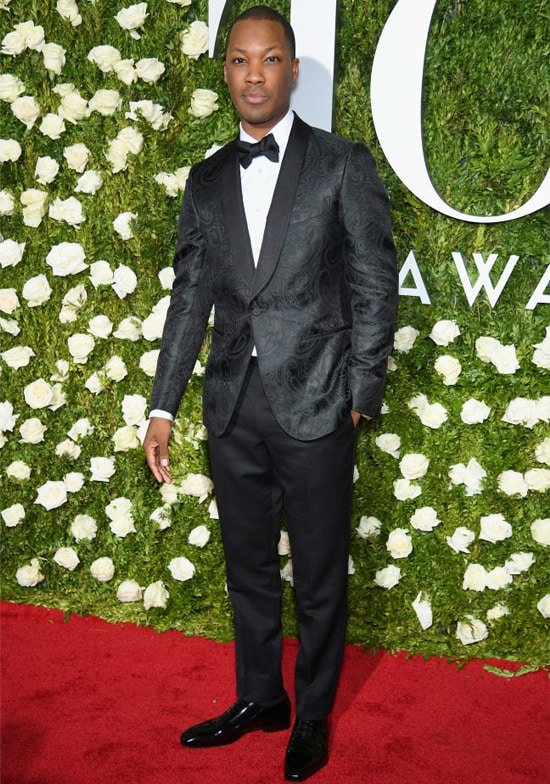 corey hawkins tony awards