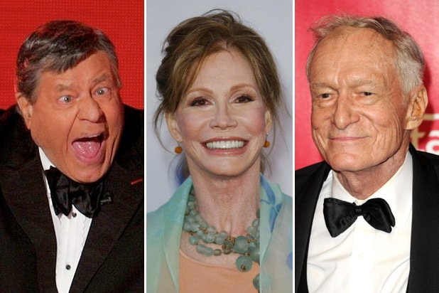 Hollywood's Notable Deaths of 2017 (Photos)