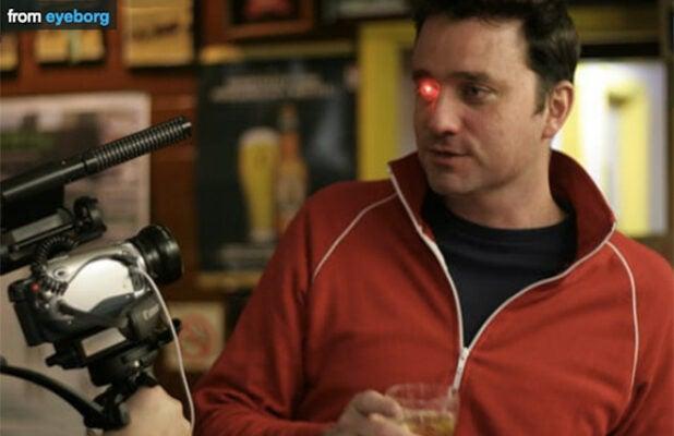 eyeborg rob spence