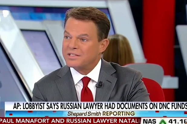 fox news trump criticism shepard smith donald trump jr lies