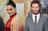 Gal Gadot Chris Hemsworth