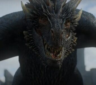 game of thrones trailer drogon