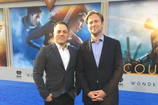 DC Extended Universe Rebirth Jon Berg Warner Bros.