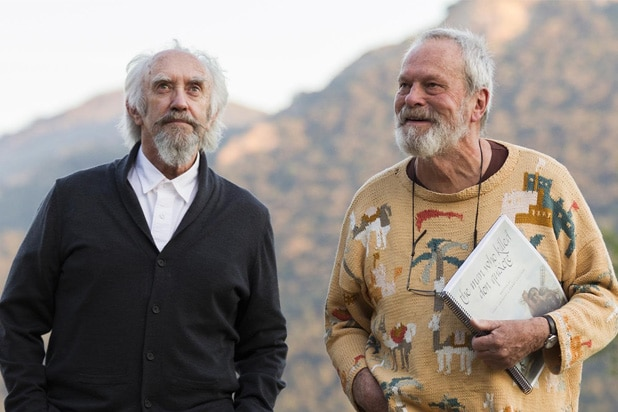 jonathan pryce terry gilliam don quixote
