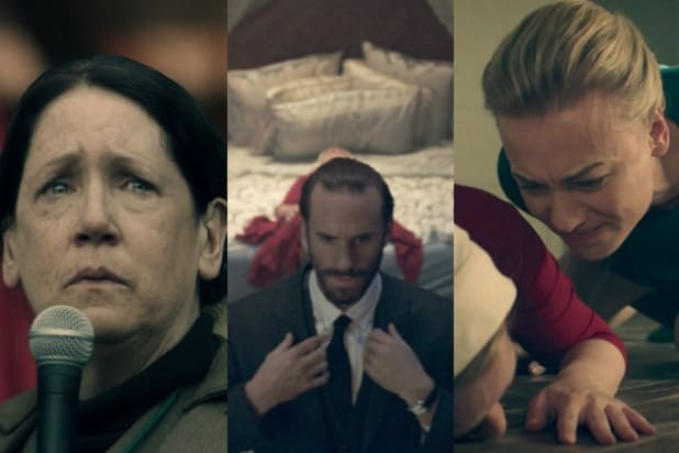 handmaid's tale characters villains ranked aunt lydia commander fred waterford serena joy