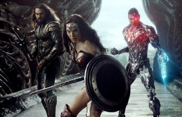 justice league wonder woman leads gal gadot