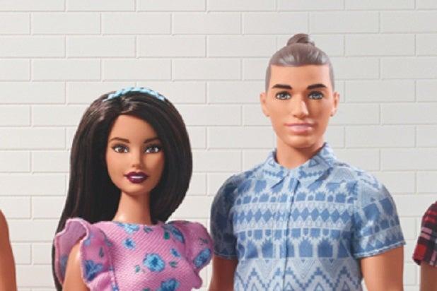 man barbie doll