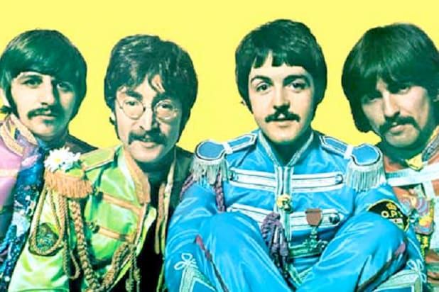 The Beatles' 'Sgt  Pepper's Lonely Hearts Club Band': 50