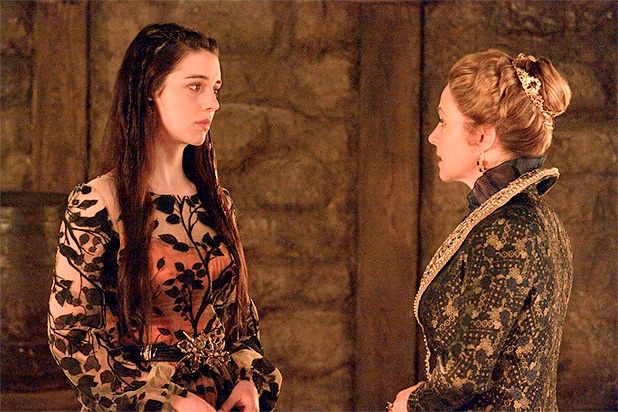 Reign' Exit Interview: Adelaide Kane, EP Laurie McCarthy on