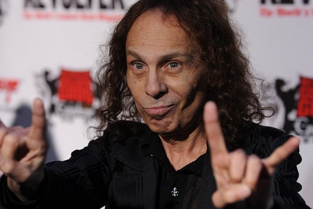 Rock FEUD: Dio's widow SLAMS Gene Simmons' 'DISGUSTING' devil horns trademark attempt